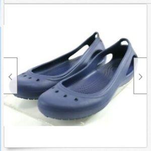 Crocs Kadee Flat Women's Comfort Shoes Size 6